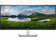 "Монитор 34"" Dell P3421W (210-AXRD), IPS, Curved 4K UHD, LED"