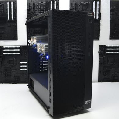 Сервер двухпроцессорный TOWER PowerUp #50 Xeon E5 2680 v3 x2/256 GB/HDD 6 TB/SSD 480 GB х2 Raid/Int Video